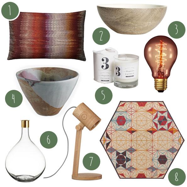 autumn, interior, decoration, habitat, heals, john lewis, h&m, lighting, design, trend, moodboard